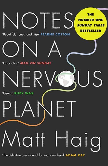 Notes Nervous Planet