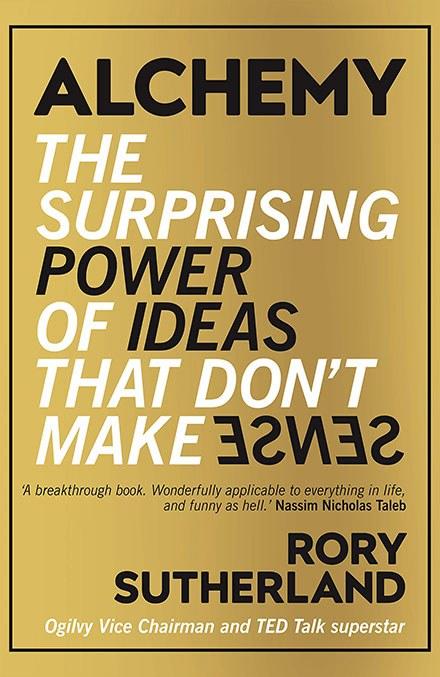 Rory Sutherland Alchemy