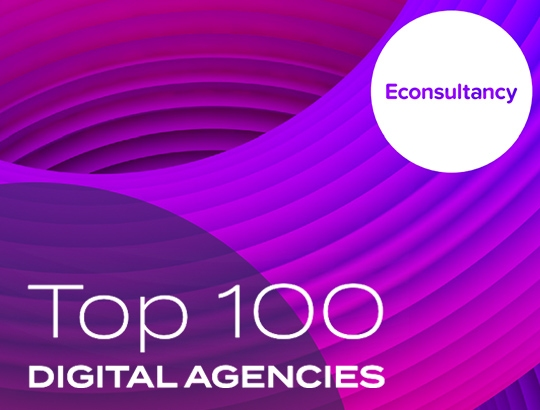 Econsultancy Top 100 Agency2